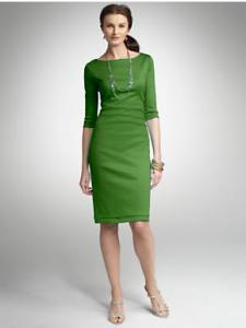 Pretty-brights knit dress