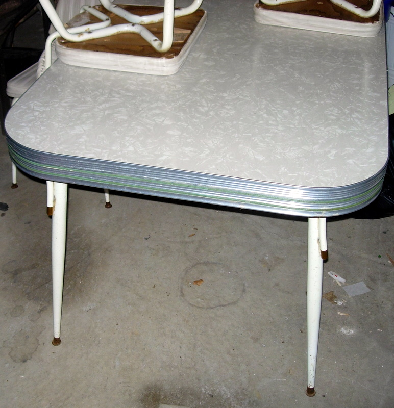 Daystrom Furniture Formica Kitchen Table