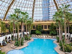 Harrah's pool