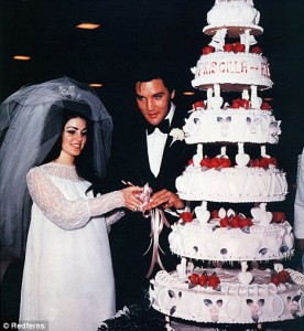elvis marriage